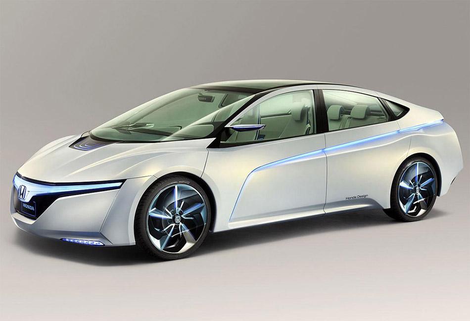 2011 Honda AC-X Concept Front Angle