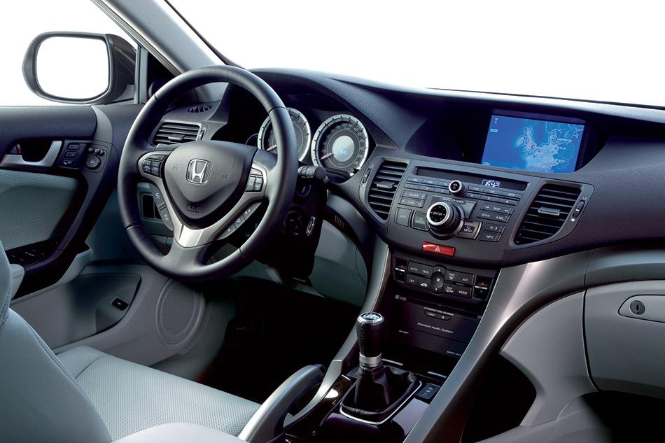 2009 Honda Accord Interior