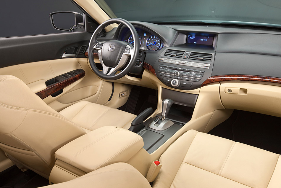 2010 Honda Accord Crosstour Interior