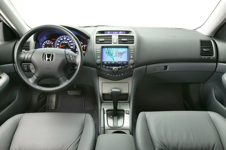 2005 Honda Accord Hybrid Interior