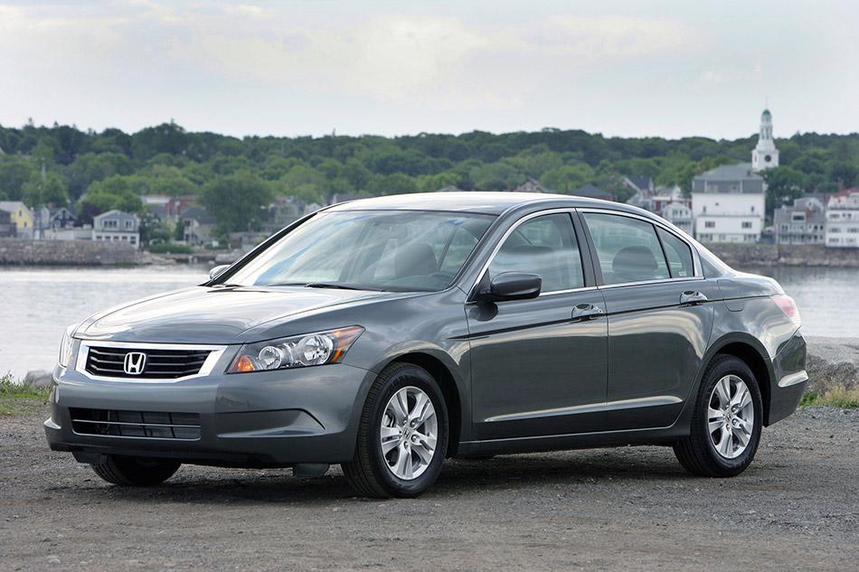 2008 Honda Accord LX-P Sedan Front Angle