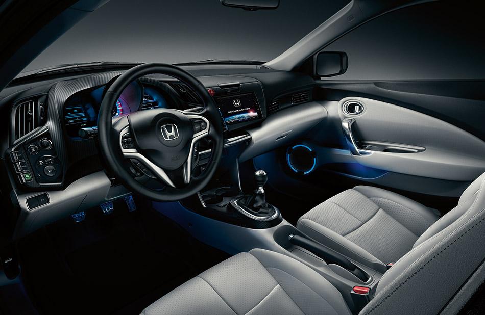 2011 Honda CR-Z Interior