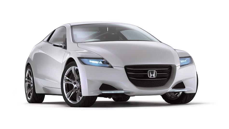 2007 Honda CR-Z Concept Front Angle
