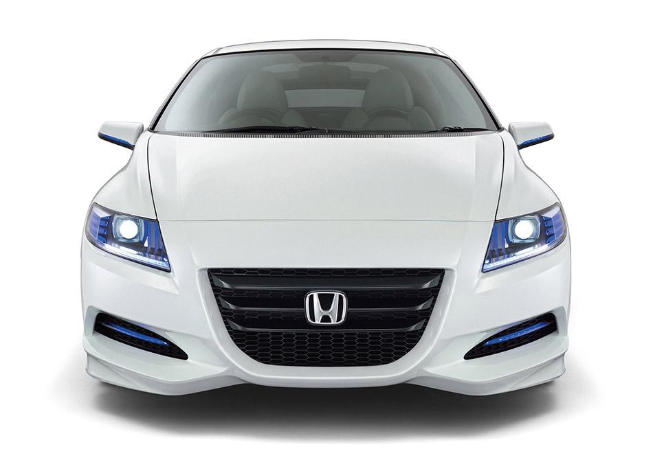 2009 Honda CR-Z Concept Front Angle