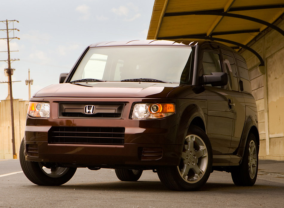 2007 honda element sc hd pictures. Black Bedroom Furniture Sets. Home Design Ideas