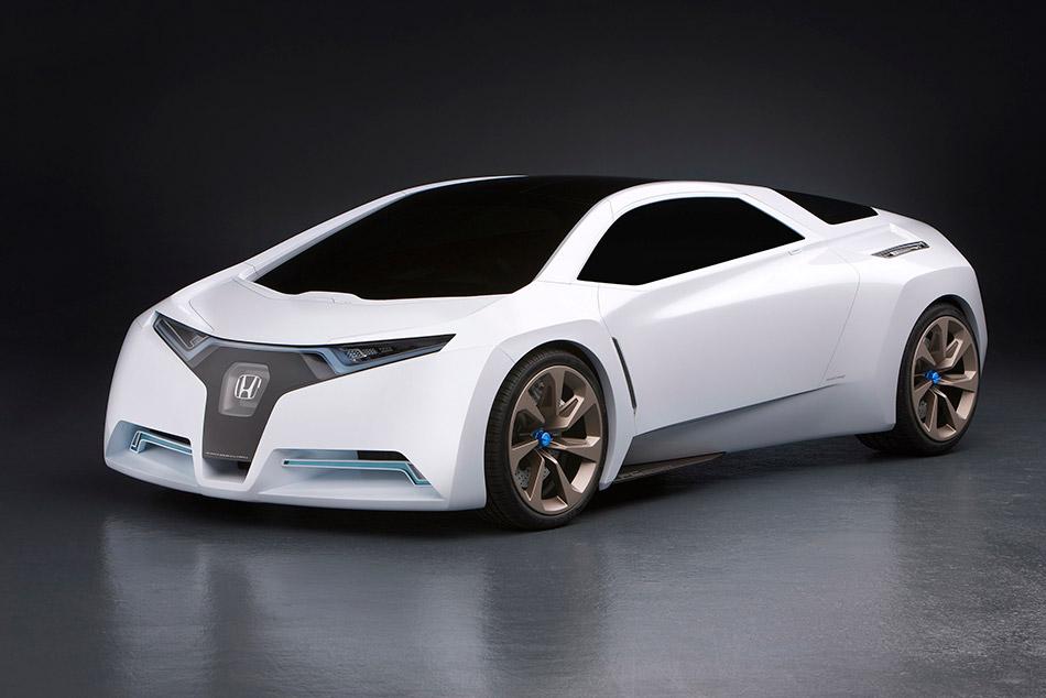 2008 Honda FC Sport Concept Front Angle