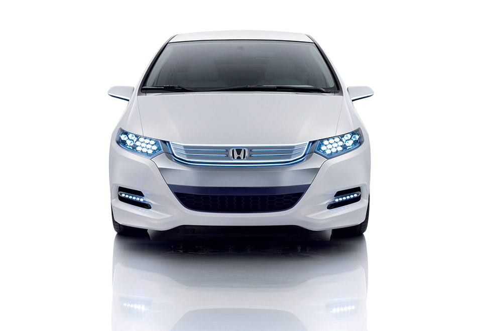 2008 Honda Insight Concept Hd Pictures Carsinvasion