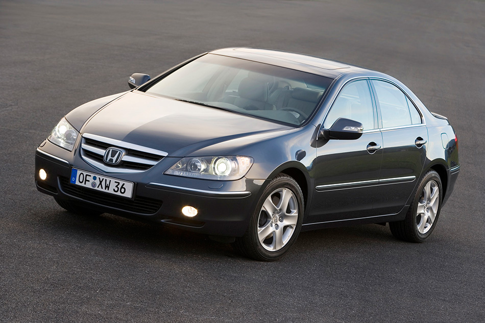 2006 Honda Legend Hd Pictures Carsinvasion