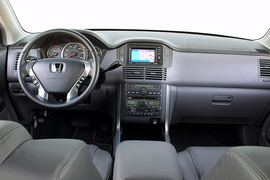 2003 Honda Pilot EX Interior
