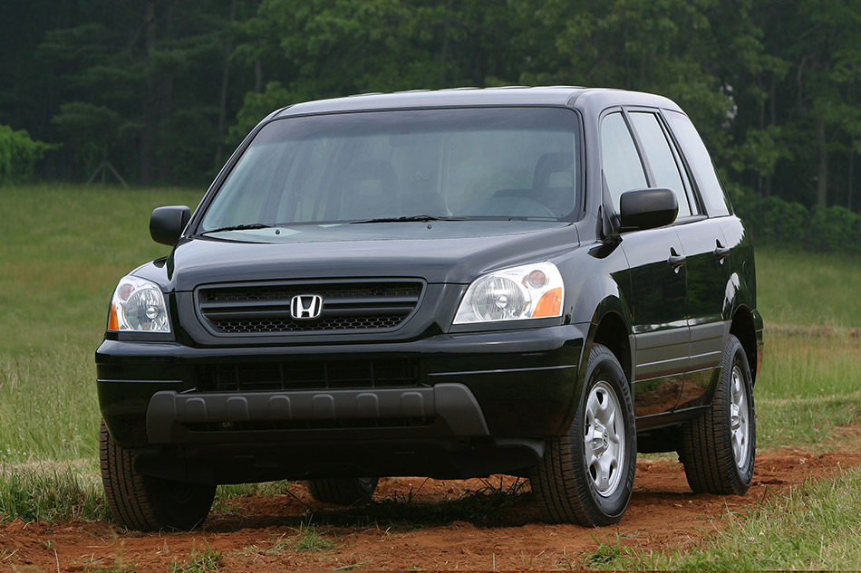 2003 honda pilot lx hd pictures. Black Bedroom Furniture Sets. Home Design Ideas
