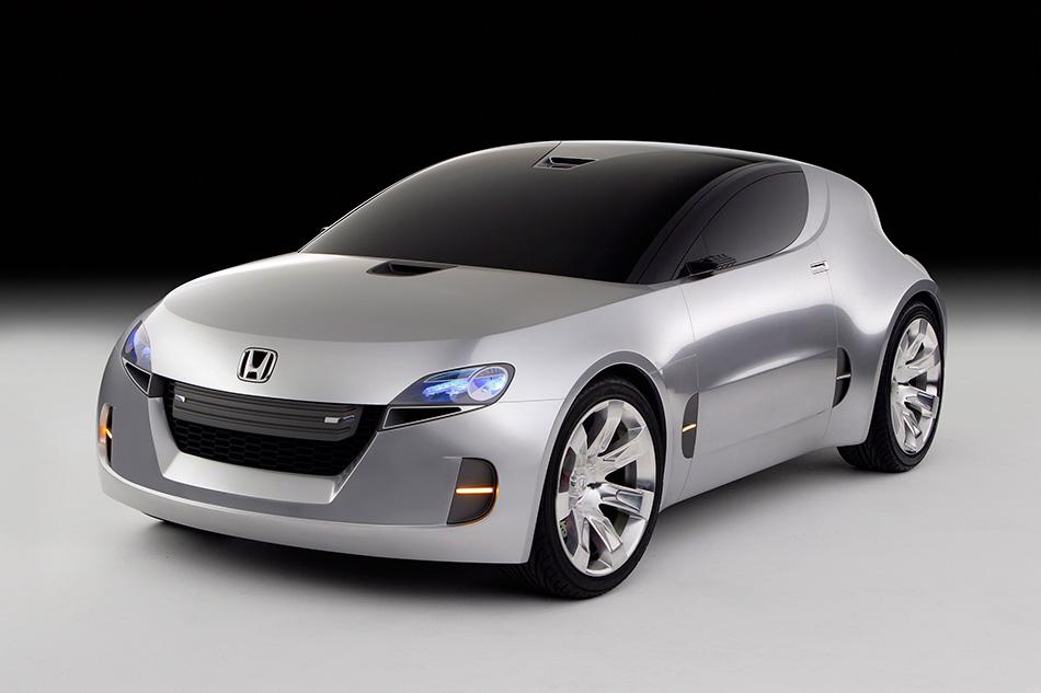 2006 Honda REMIX Concept Front Angle