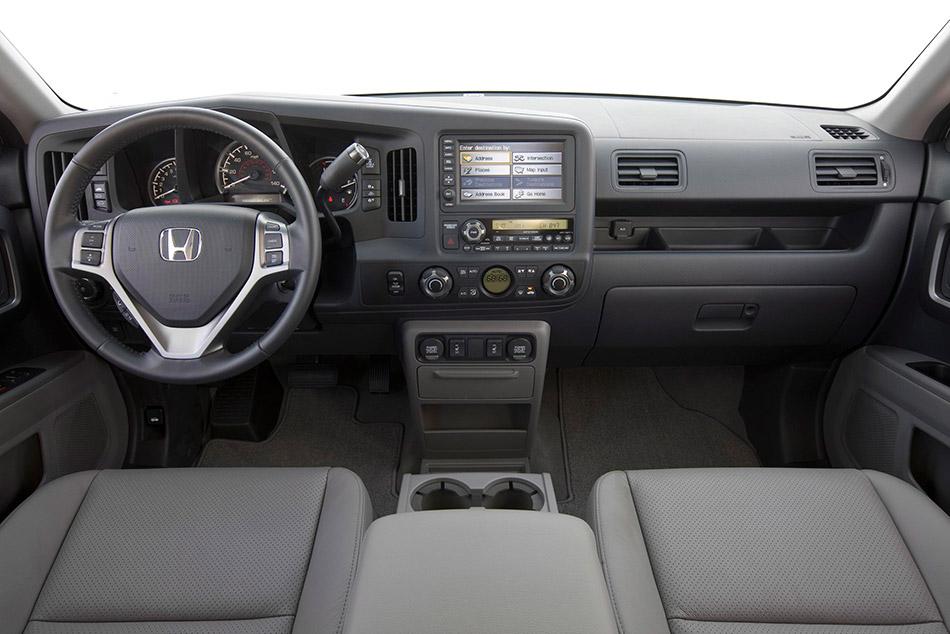 2009 Honda Ridgeline Interior