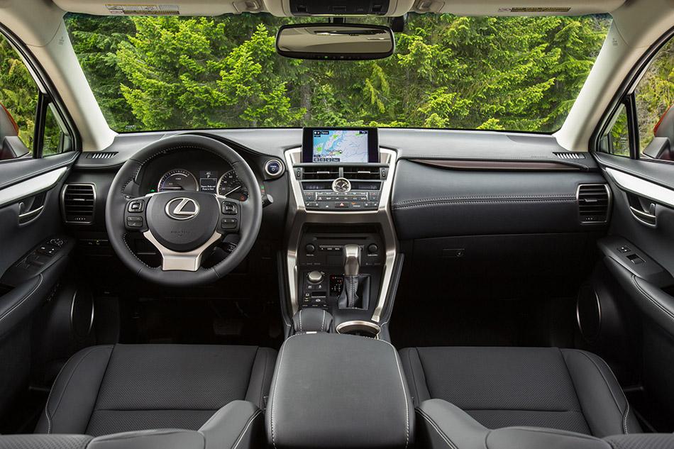 2015 Lexus NX Interior