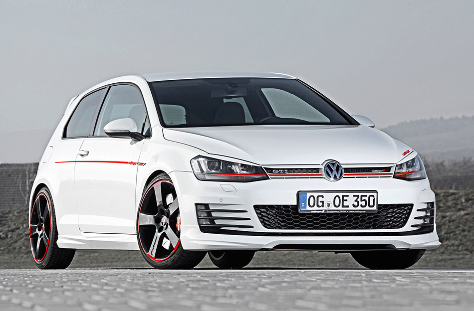 2014 Oettinger Volkswagen Golf VII GTI Front Angle