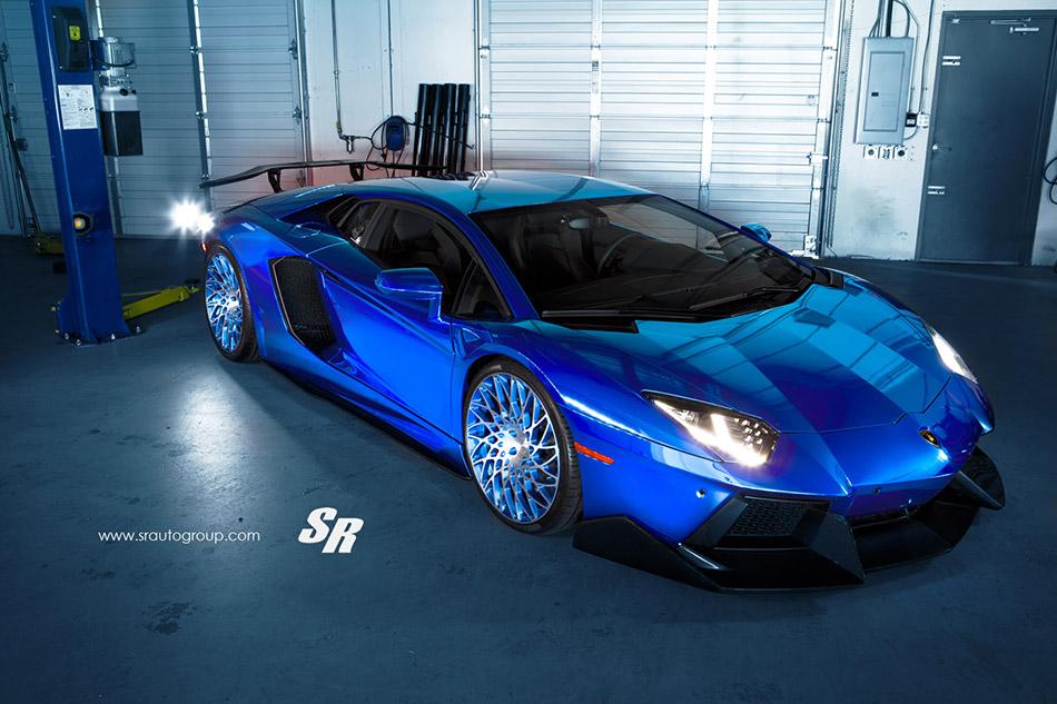2014 SR Auto Lamborgh Front Angle