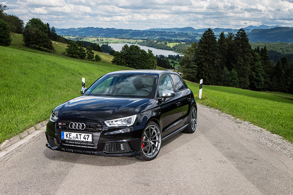 2014 ABT Audi S1 Front Angle
