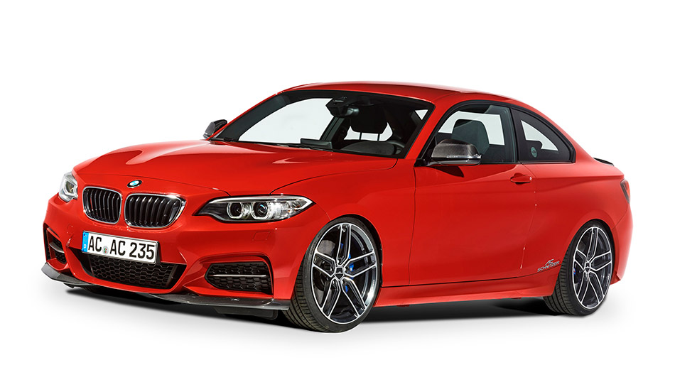 2014 AC Schnitzer BMW 2-series Front Angle