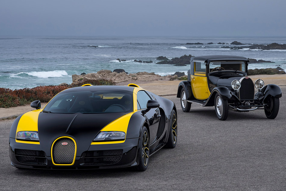 2014 Bugatti Veyron Grand Sport Vitesse 1of1 Hd Pictures