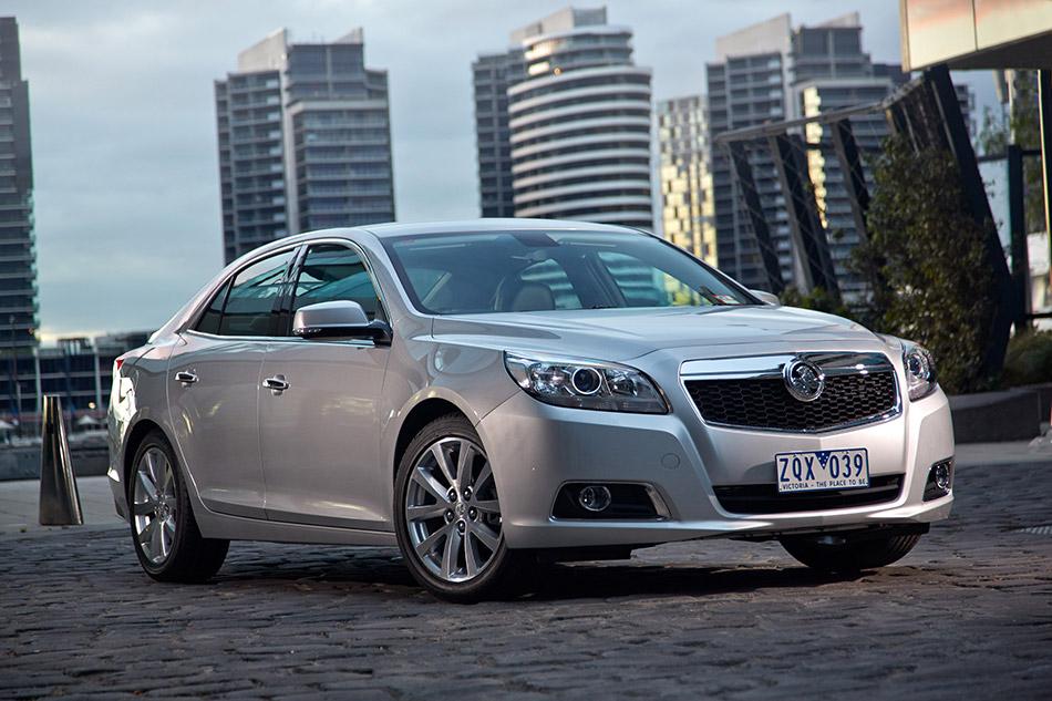 2013 Holden Malibu CDX Front Angle