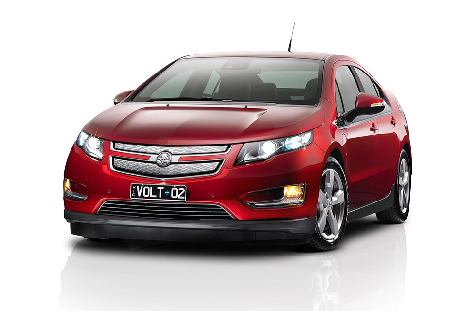 2013 Holden Volt Front Angle