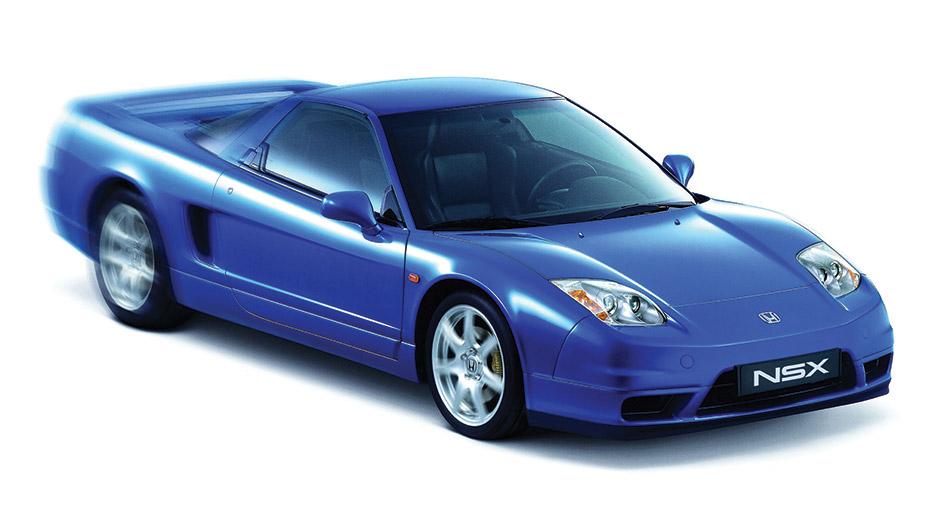 2002 Honda NSX Front Angle