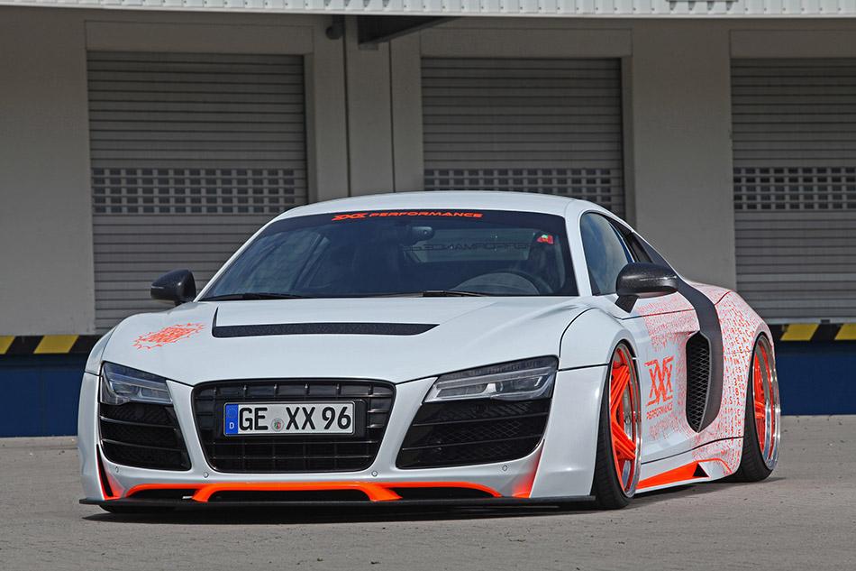 2014 Schmidt Audi R8 Front Angle