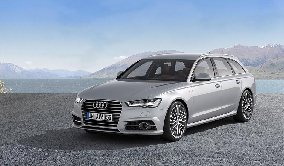 2015 Audi A6 Avant Hd Pictures Carsinvasion