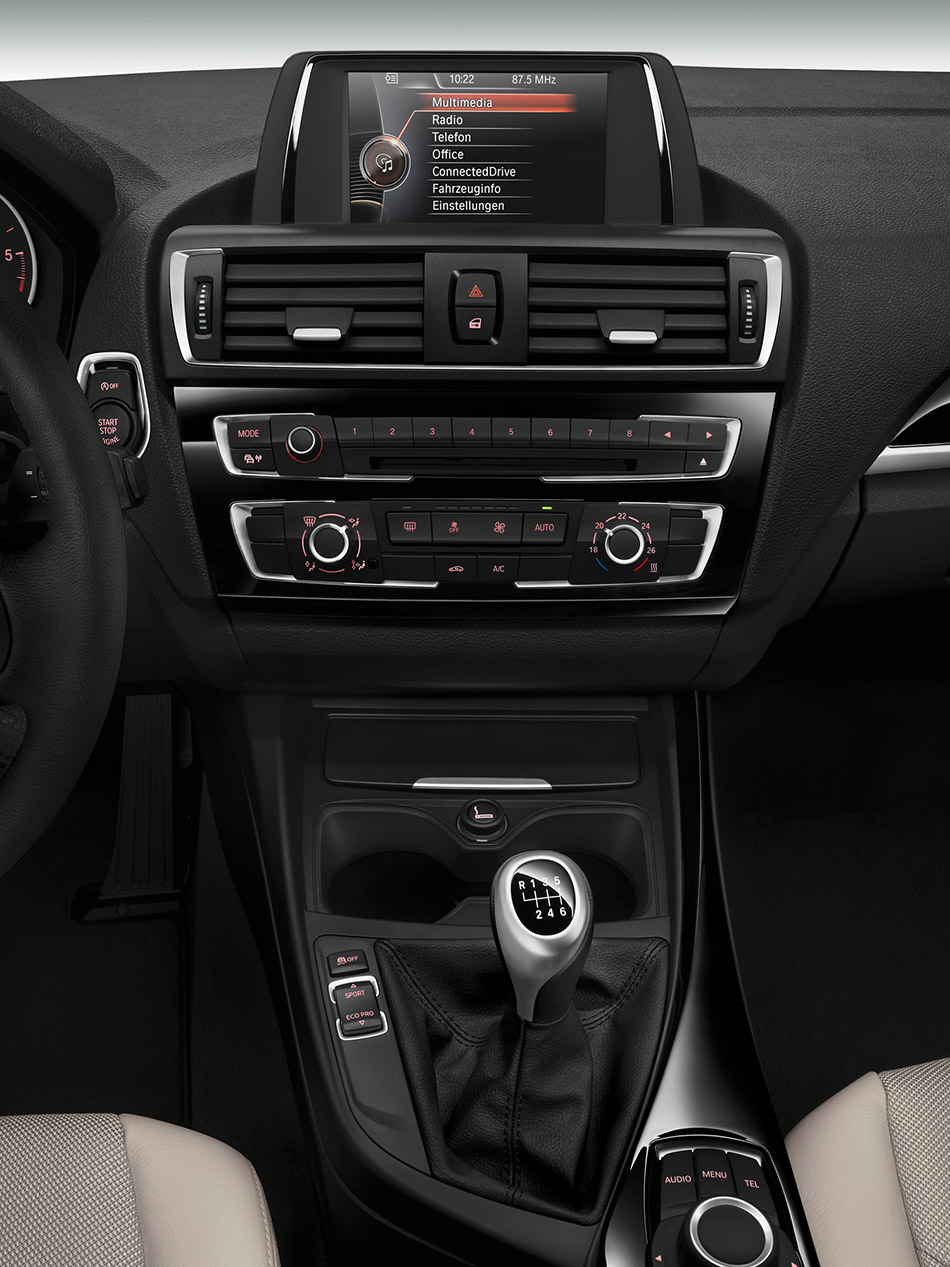 2015 BMW 2-Series Convertible Navi