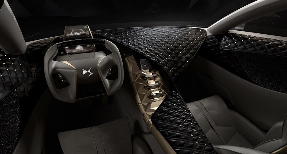 2014 Citroen Divine DS Concept Interior