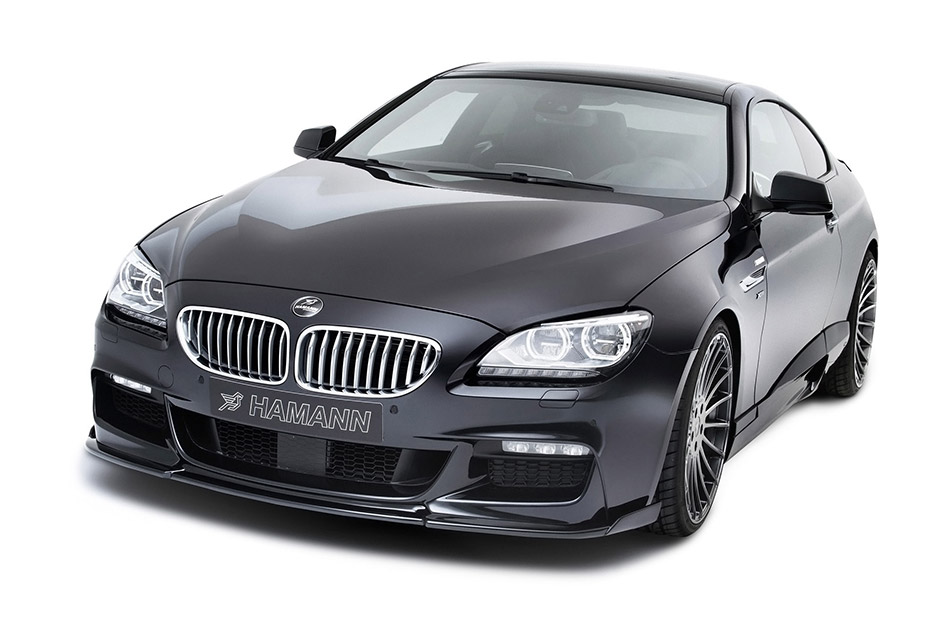 2012 Hamann BMW M6 Aerodynamic Packet Front Angle