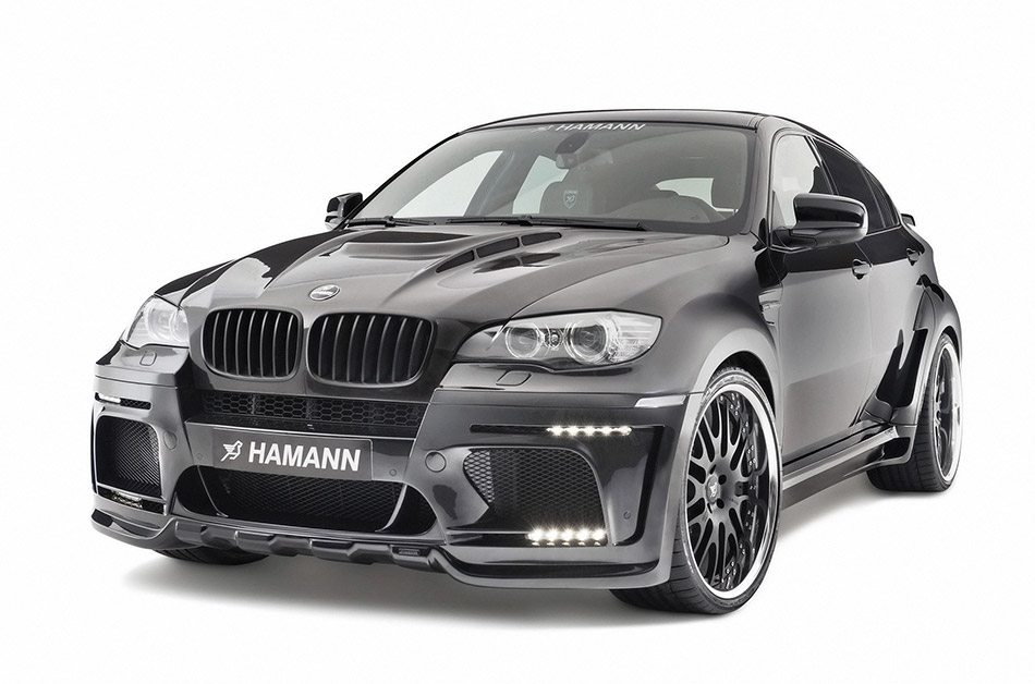2010 Hamann BMW X6 M Tycoon Evo Front Angle