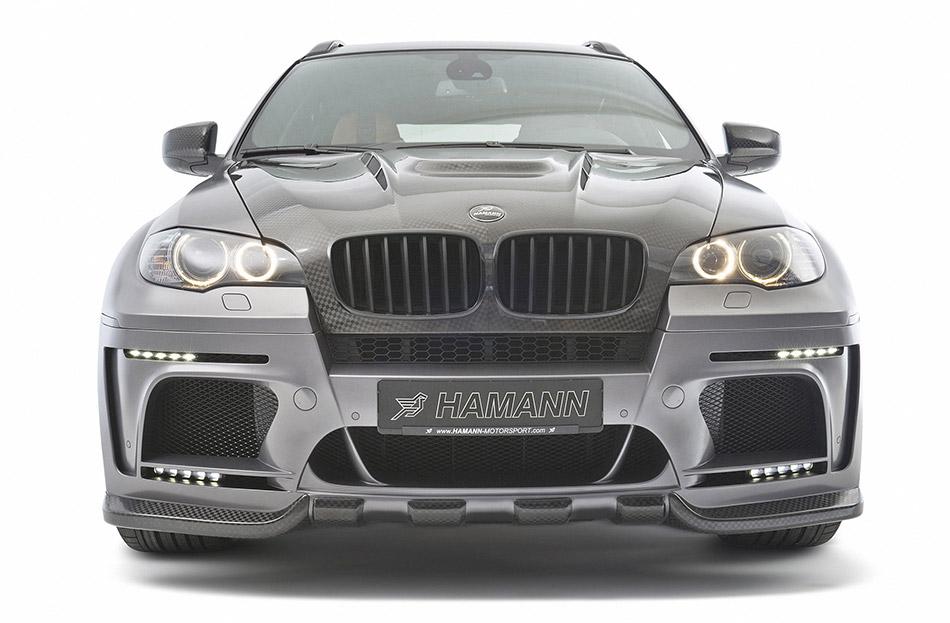 2011 Hamann BMW X6 Tycoon Evo M Front Angle
