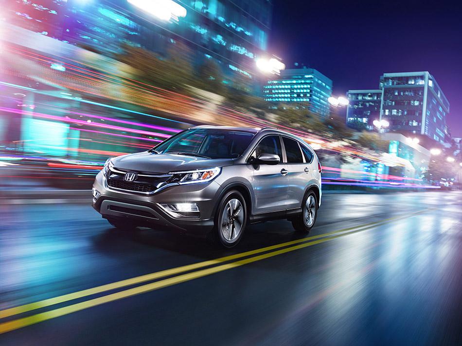 2015 Honda CR-V Front Angle