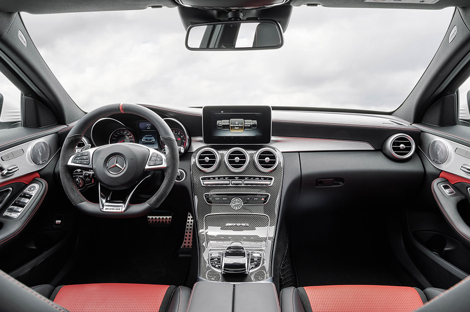2015 Mercedes-Benz C63 AMG Interior