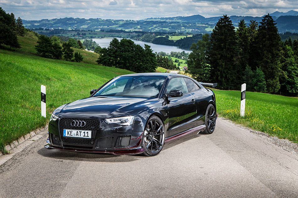 2014 ABT Audi RS5-R Front Angle