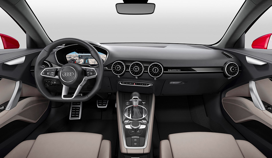2014 Audi TT Sportback Concept Interior