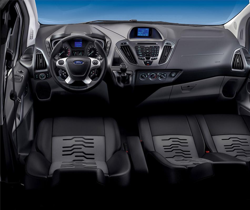 2013 Ford Transit Custom Interior