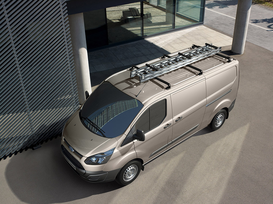 2013 Ford Transit Custom Top