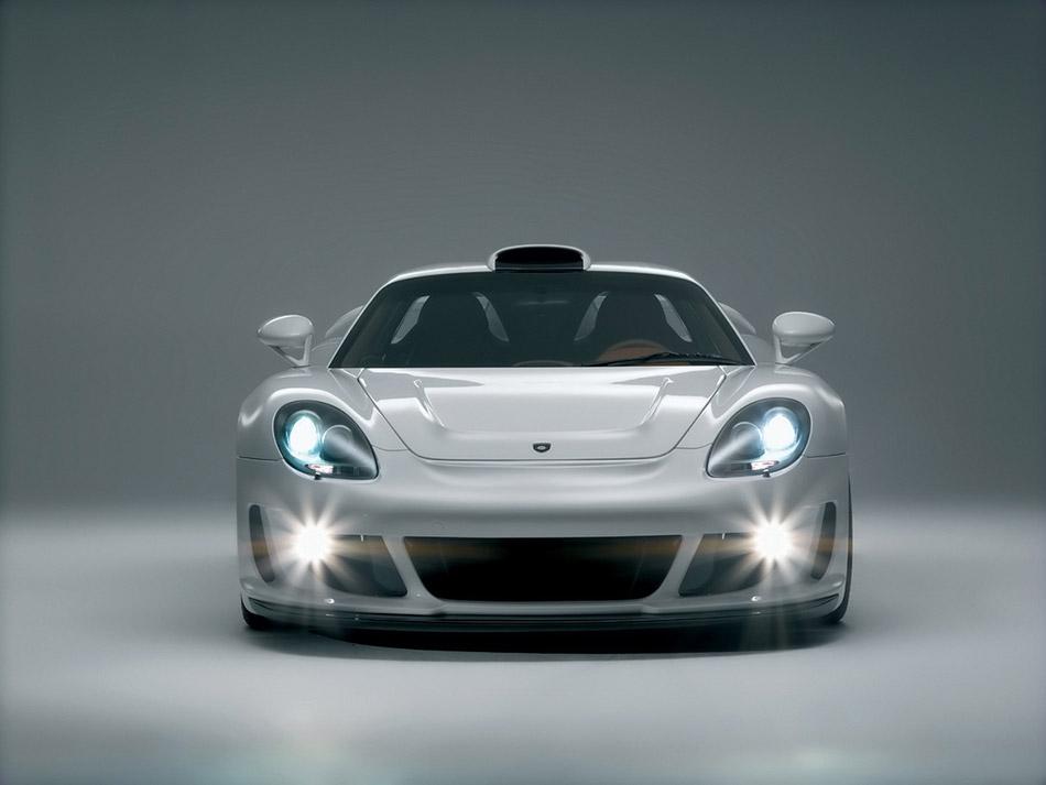 2007 Gemballa Porsche Carrera Mirage GT Front Angle