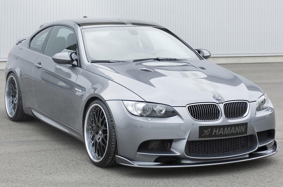 2008 Hamann BMW 3-Series Thunder Front Angle