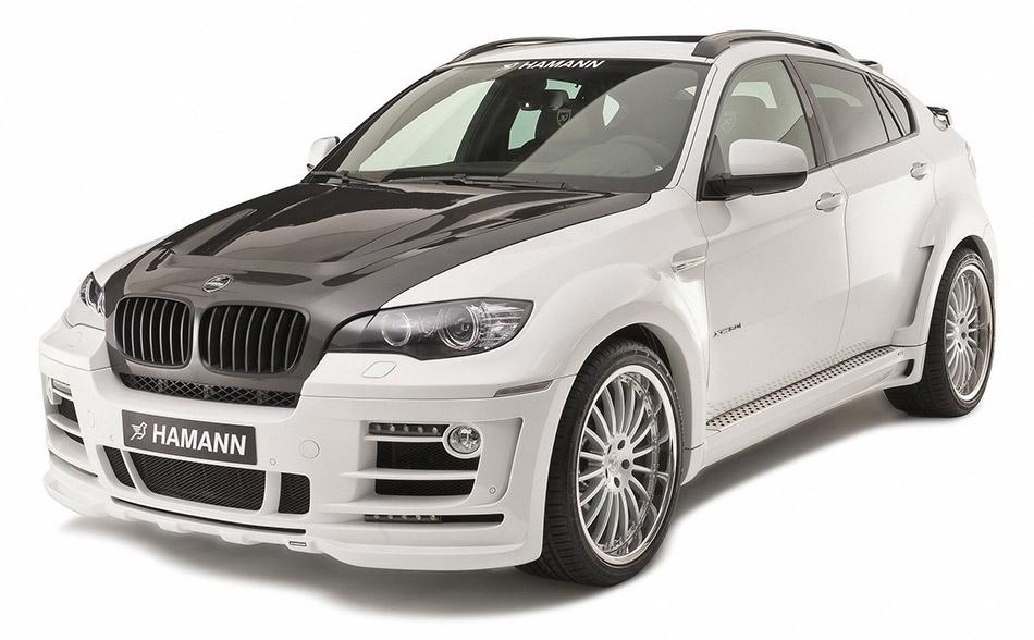 2009 Hamann BMW X6 Tycoon Evo Front Angle