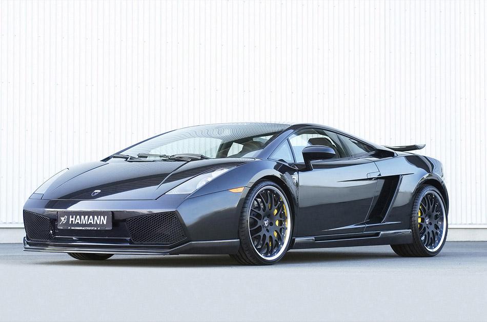 2006 Hamann Lamborghini Gallardo front Angle