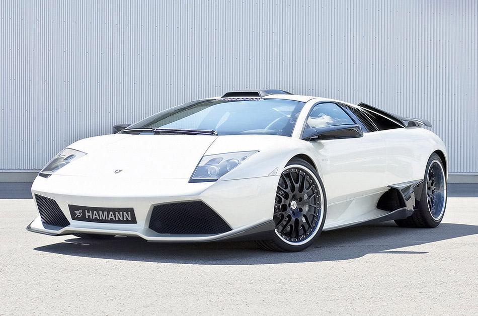 2007 Hamann Lamborghini LP640 Front Angle