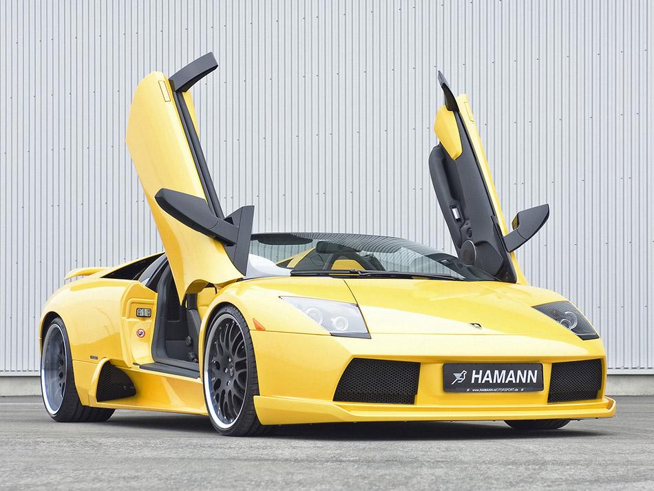 2007 Hamann Lamborghini Murcielago Front Angle