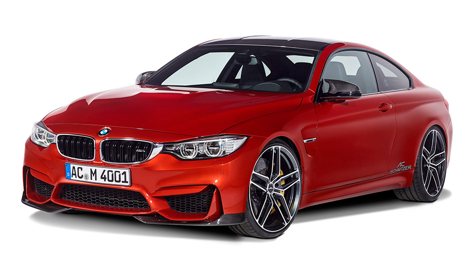 2014 AC Schnitzer BMW M4 Front Angle
