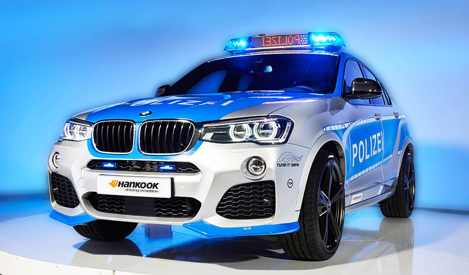 2014 AC Schnitzer BMW X4 20i Front Angle
