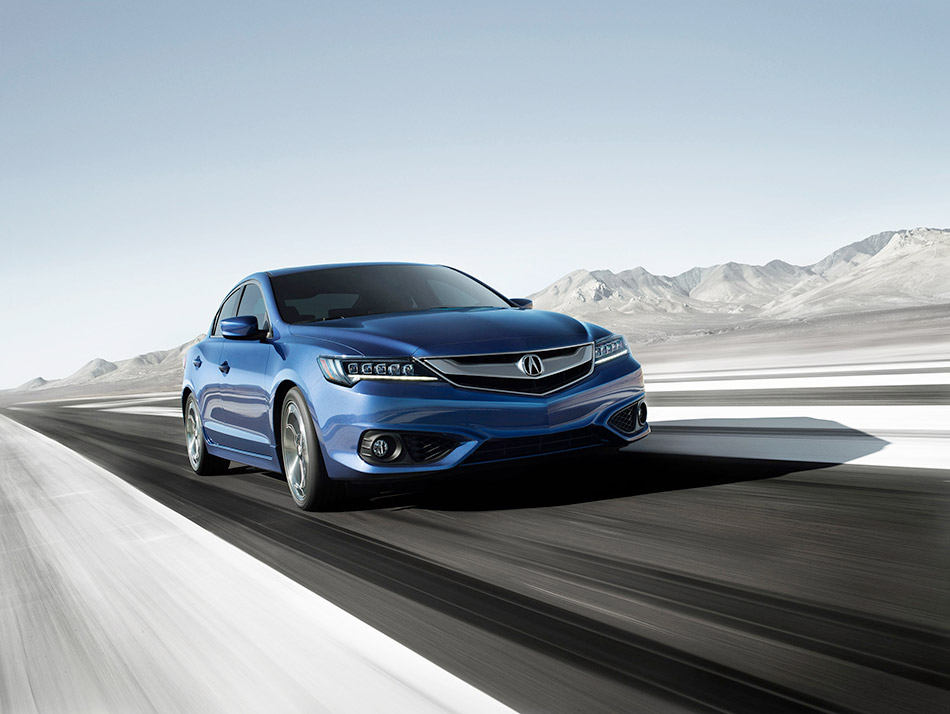 2016 Acura ILX Front Angle