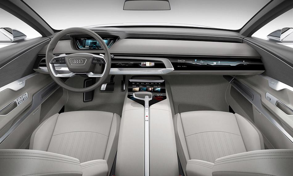 2015 Audi Prologue Concept Interior