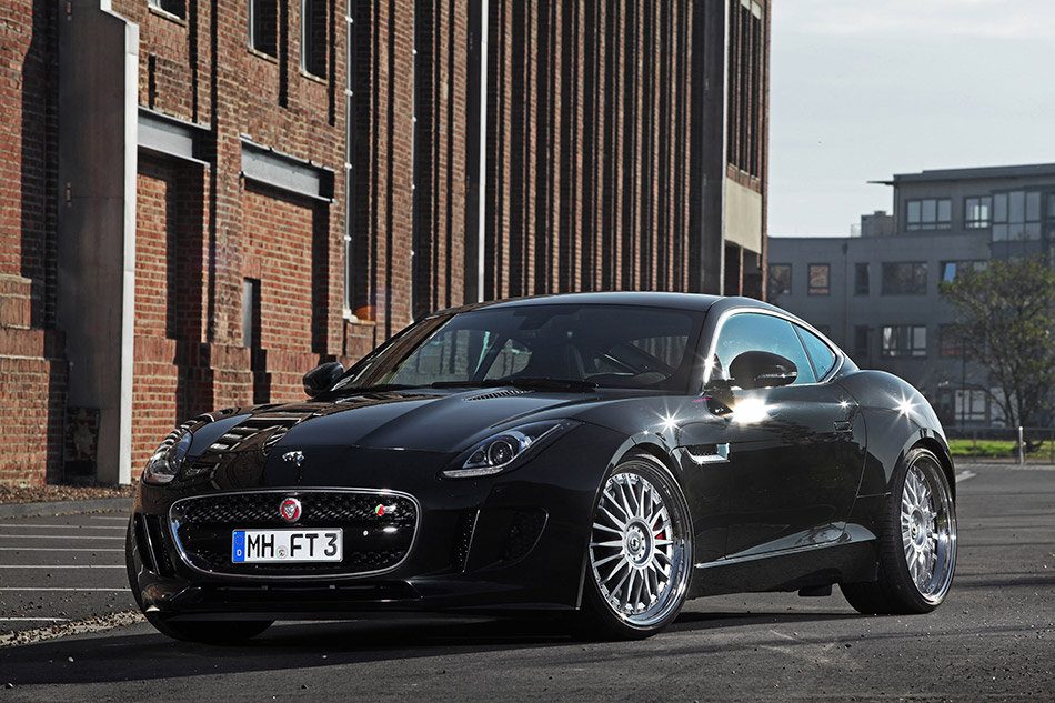 2014 Best Cars Jaguar F-Type Coupe Front Angle
