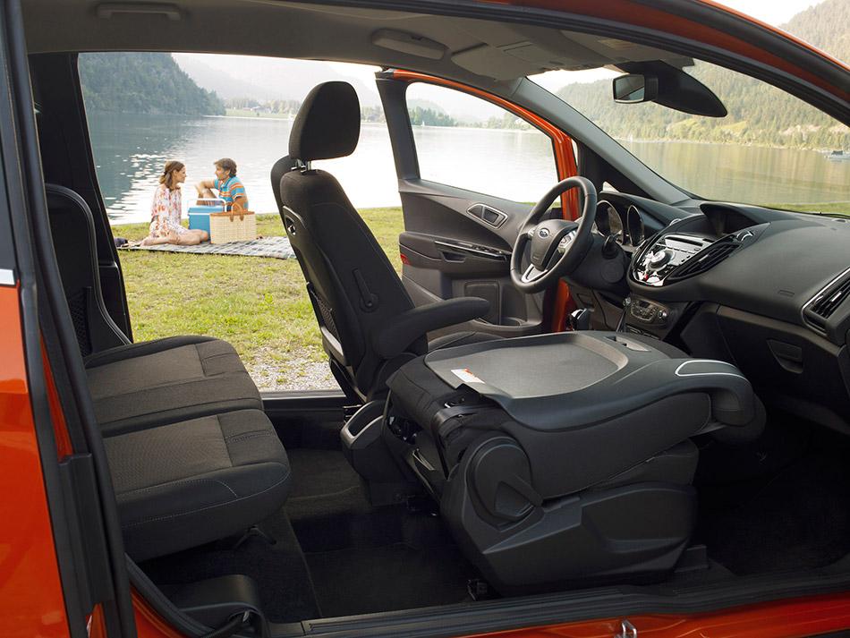 2013 Ford B-MAX Interior